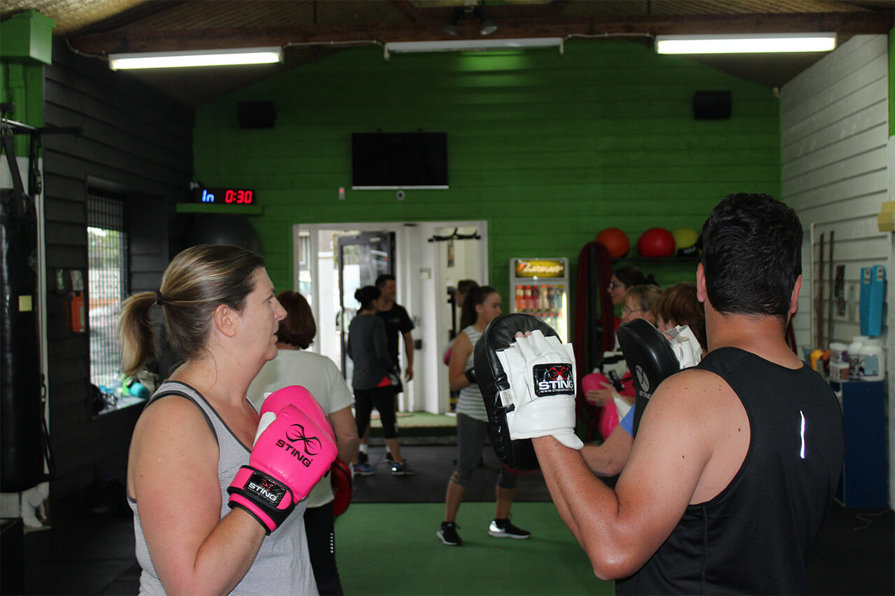 Group Fitness Training from Fighting Fit
