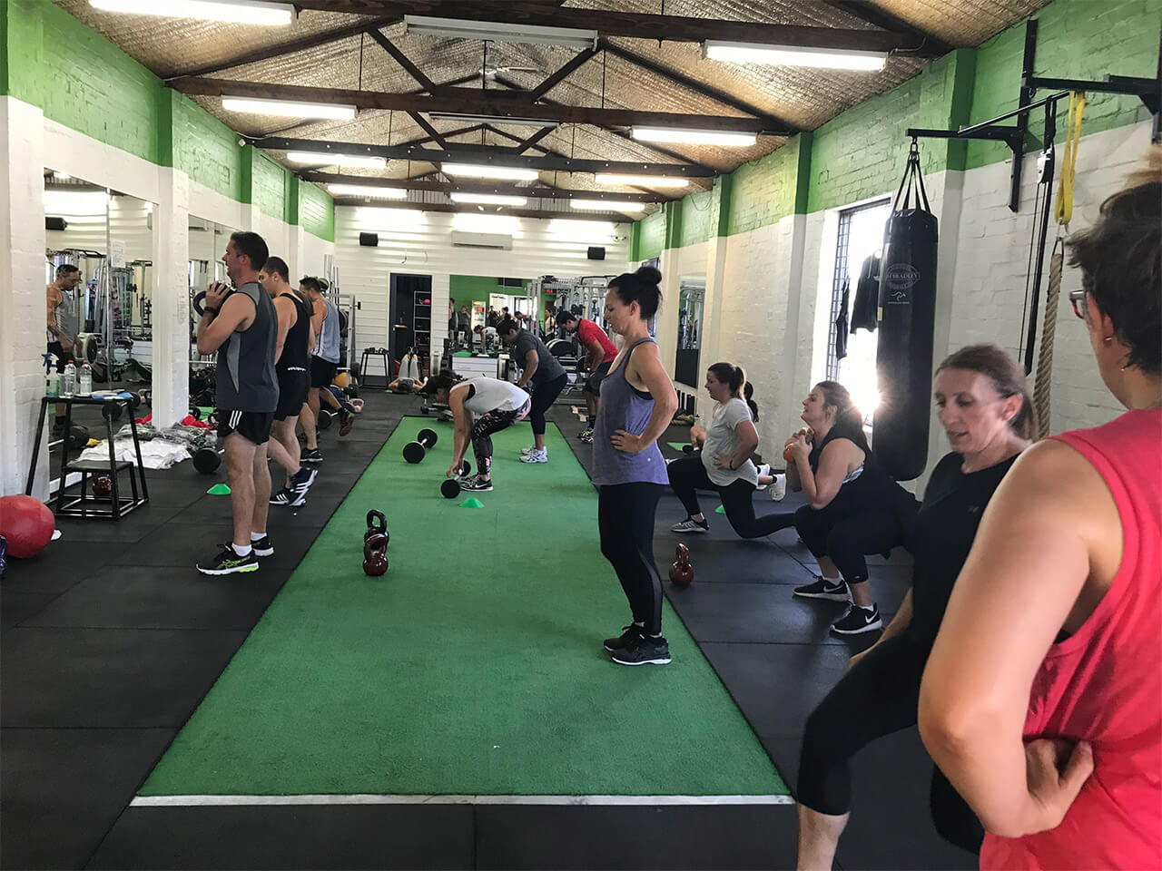 Group Fitness Classes Melbourne