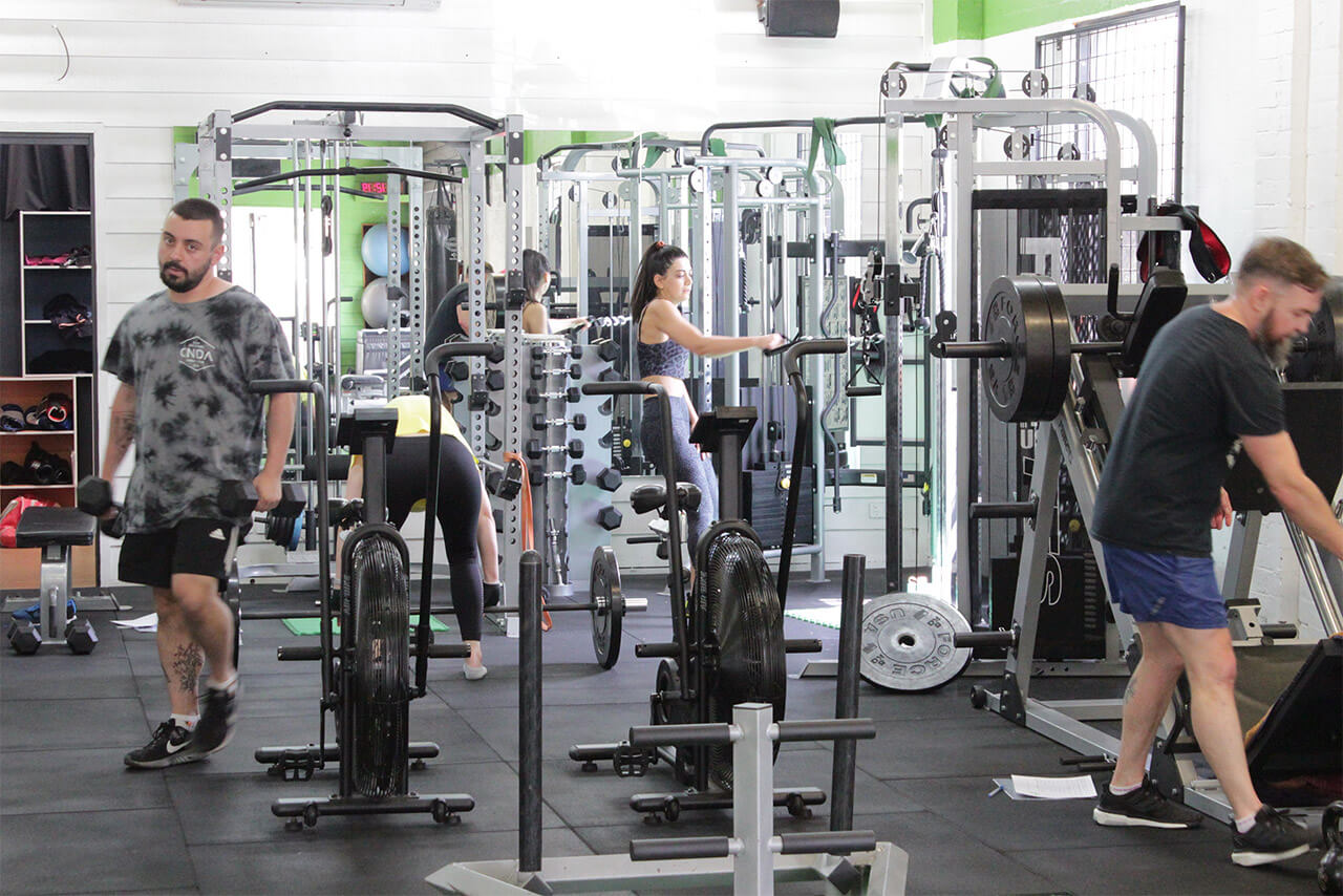 Benefits of semi private personal training